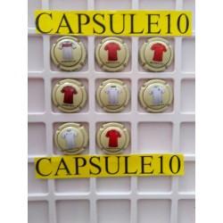 CAPSULES DE CHAMPAGNE JEAN...