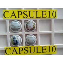 SERIE DE 4 CAPSULES DE...