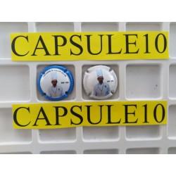 2 CAPSULES DE CHAMPAGNE J M...