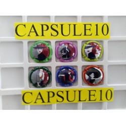 NEW CAPSULES DE CHAMPAGNE...